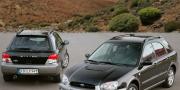 Subaru Outback 2000-2004