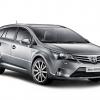 Toyota Avensis Wagon 2011