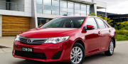 Toyota Camry Altise 2011