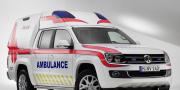 Volkswagen Amarok Ambulance 2011