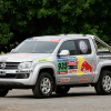 Volkswagen Amarok Dakar Rallye 2010