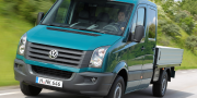 Volkswagen Crafter Double Cab Pickup 2011