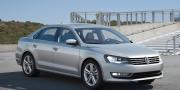 Volkswagen Passat USA 2011