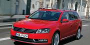 Volkswagen Passat Variant BlueMotion 2010