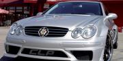 CLP Tuning Mercedes CLK 5000 DMT C209 2009