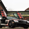 Edo Competition Mercedes SLR McLaren Black Arrow C199 2011