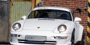 Edo Competition Porsche 911 Turbo 993