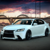 Five Axis Lexus Project GS 2011