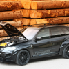 G-Power BMW X5 Typhoon Black Pearl 2010