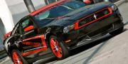 Geiger Ford Mustang Boss 302 Laguna Seca 2012