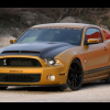 Geiger Ford Mustang Shelby GT650 2011