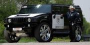Geiger Hummer H2 Police Vehicle 2006