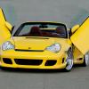 Gemballa Porsche 911 Bi-Turbo GTR 600 Gullwing