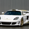 Gemballa Porsche Carrera GT Mirage Gold Edition 200