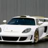 Gemballa Porsche Carrera GT Mirage Gold Edition 200
