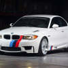 H&R BMW 1-Series M Coupe 2011