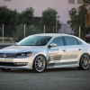 H&R Volkswagen Passat Project 2011