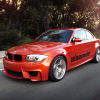 IND Distribution BMW 1-Series M Coupe Eisenmann E82 2011