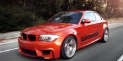 IND Distribution BMW 1-Series M Coupe Eisenmann E82 2011