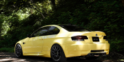 IND Distribution BMW M3 Coupe Dark Yellow E92 2009