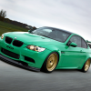 IND Distribution BMW M3 Coupe Green Hell E92 2011