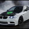 IND Distribution BMW M3 Green Hell 2010