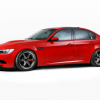 IND Distribution BMW M3 Sedan Red Death E90 2010