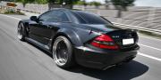 INDEN Design Mercedes SL63 AMG 2010