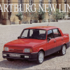 Irmscher Wartburg 1.3 1988-1991