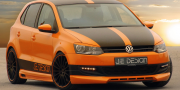 JE Design Volkswagen Polo 5 door V 2010