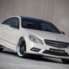 Kicherer Mercedes E-Klasse E50 Coupe 2010