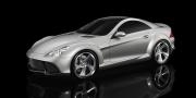 Kleemann Mercedes CLK GTK Concept 2007