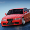 Lumma Design BMW 3-Series CLR Bodykit E36