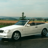 Lumma Design Mercedes CL Cabrio C140