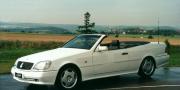 Lumma Design Mercedes CL Cabrio C140