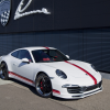 Lumma Design Porsche 991 Carrera CLR 9 S 2012