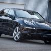 Lumma Design Porsche Cayenne 2010