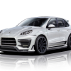 Lumma Design Porsche Cayenne CLR 550 GT 2010