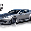 Lumma Design Porsche Panamera CLR 700 GT 2009
