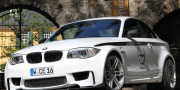 Manhart BMW 1 Series MH1 Biturbo e82 2011