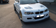 Manhart BMW M3 E46 5.0 V10 SMG Rennversion