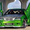MCP Racing BMW M3 The Hulk E46 2005