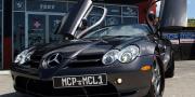 MCP Racing McLaren Mercedes SLR C199 2008
