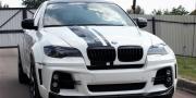 Met-R BMW X6 Interceptor E71 2010