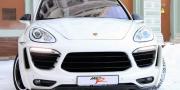 Met-R Porsche Cayenne Radical Star 958 2010