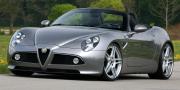 Novitec Alfa Romeo 8C Spider 2011