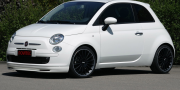 Novitec Fiat 500 2008