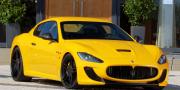 Novitec Maserati GranTurismo MC Stradale Tridente