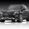 Piecha Design Mercedes ML Evorian RS 2011