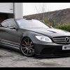 Prior Design Mercedes CL Kit Black Edition 2012